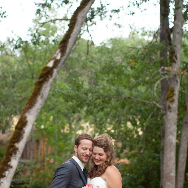 Buckhorn Springs Oregon Wedding