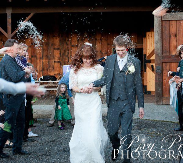 Box R Ranch Wedding