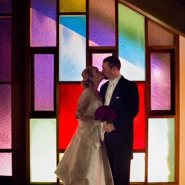 Sean and Cristal's wedding