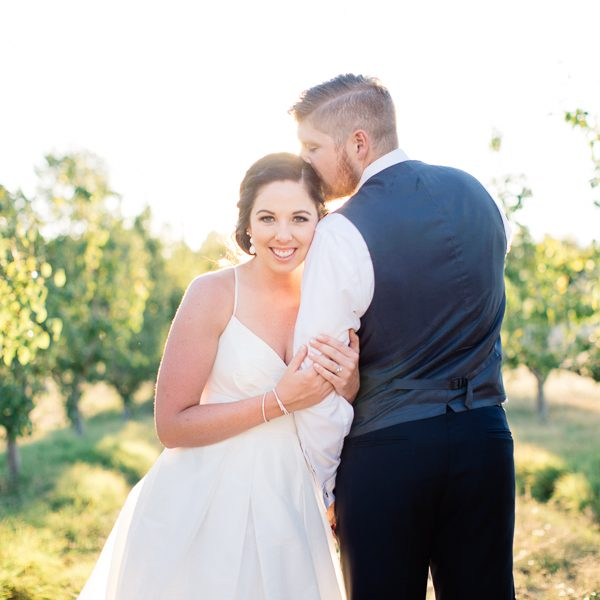 Wedding at RoxyAnn Winery