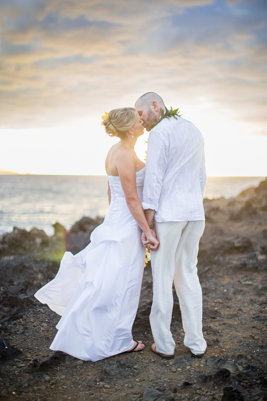 Photography maui wedding