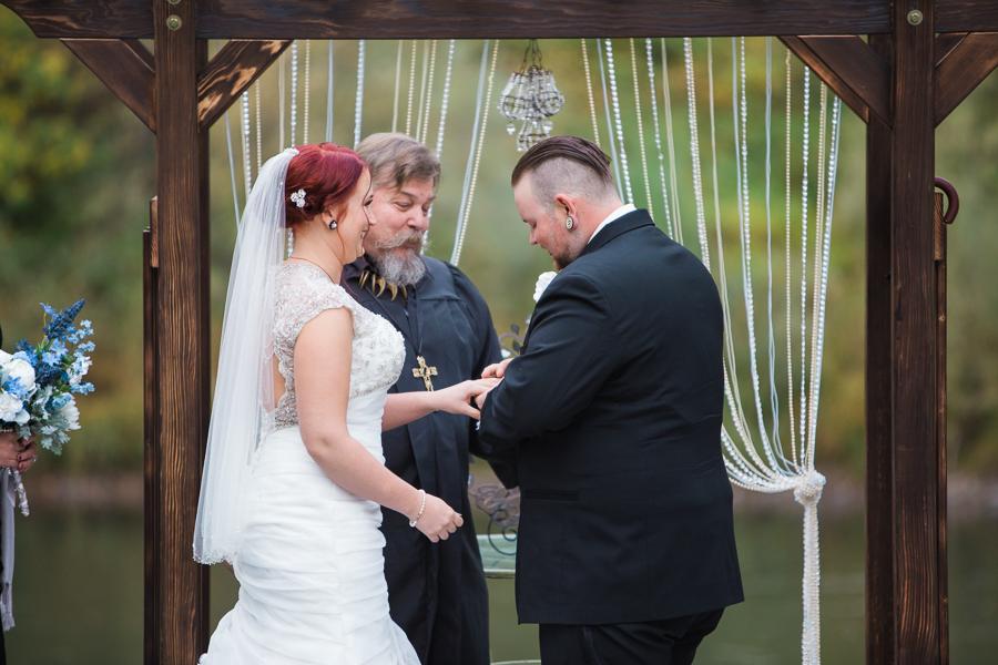 Teapot On Wheels Wedding 1037