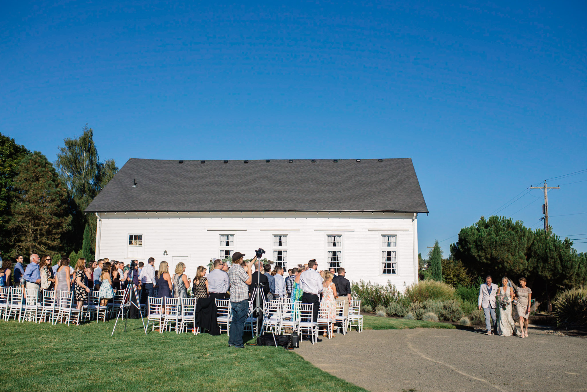 Wedding at The Old Schoolhouse
