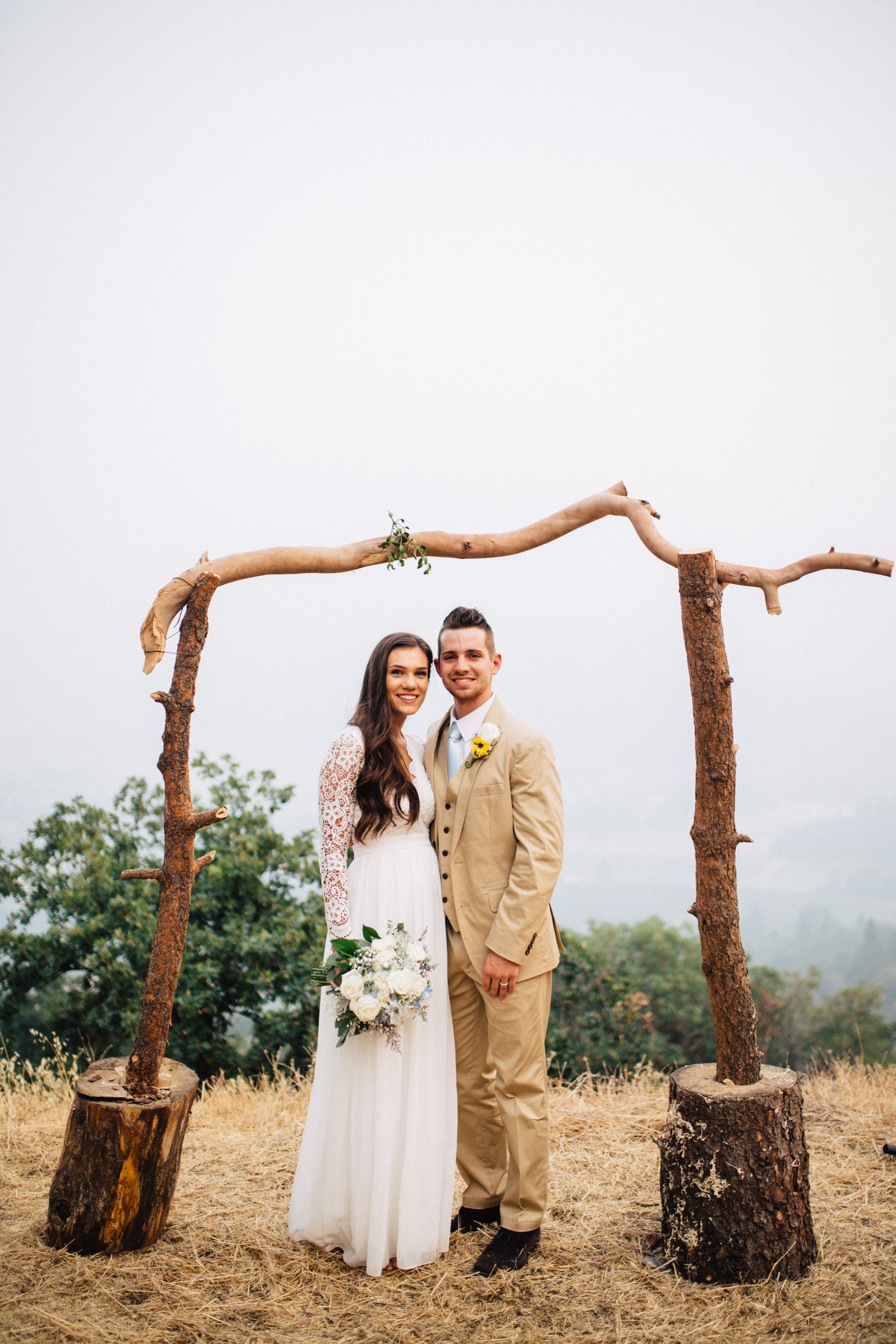 Southern Oregon Barn Wedding