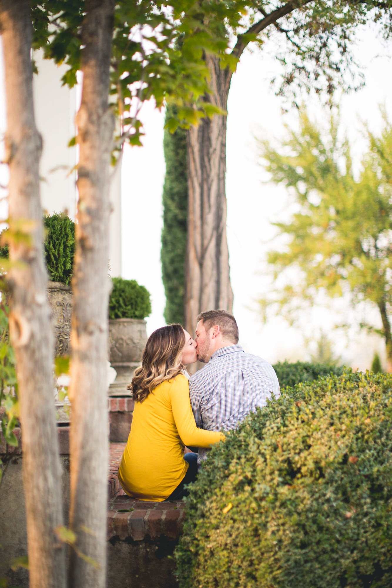 Engagement Photography in Medford Oregon