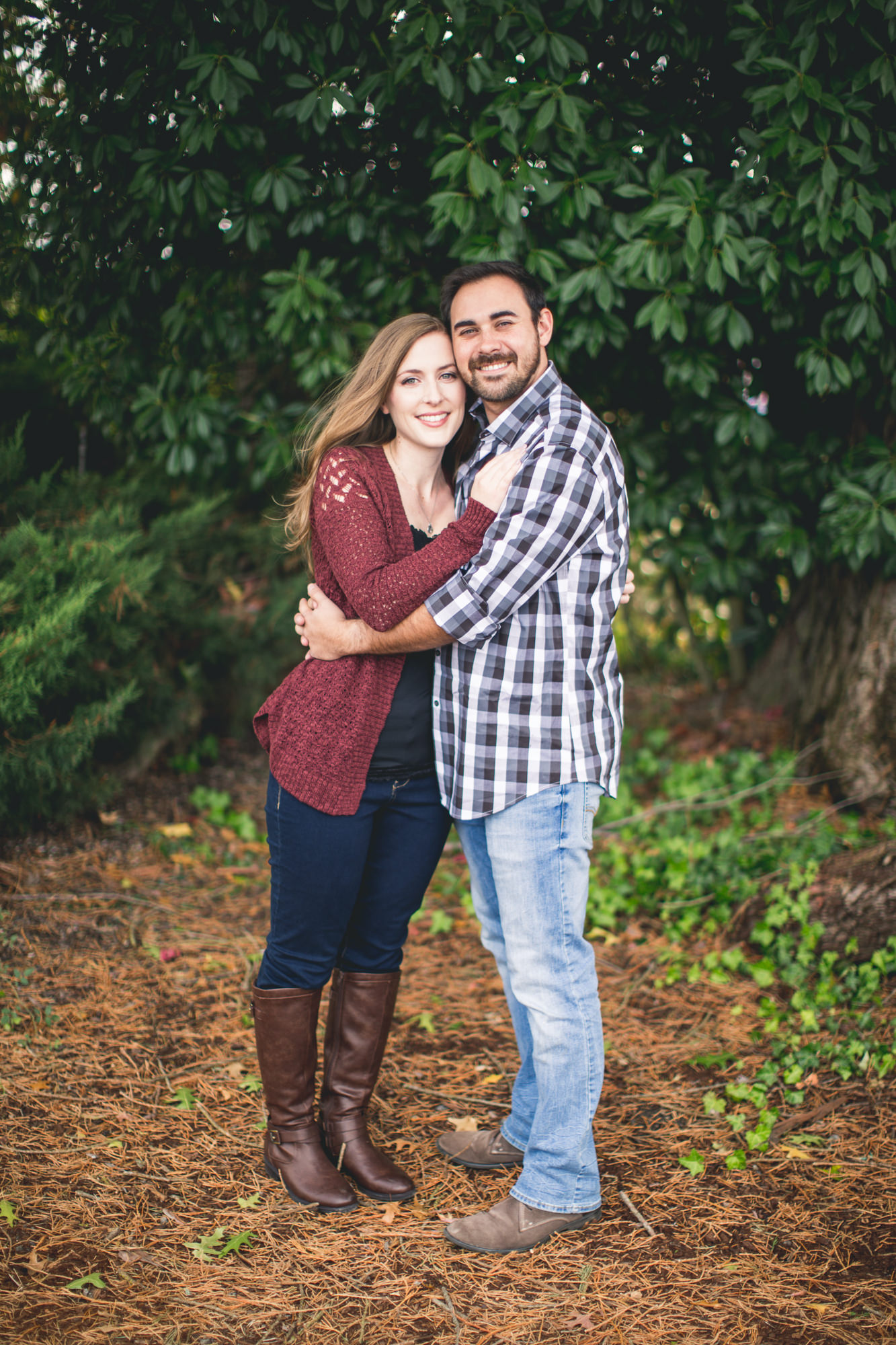 Medford Oregon Engagement Photography